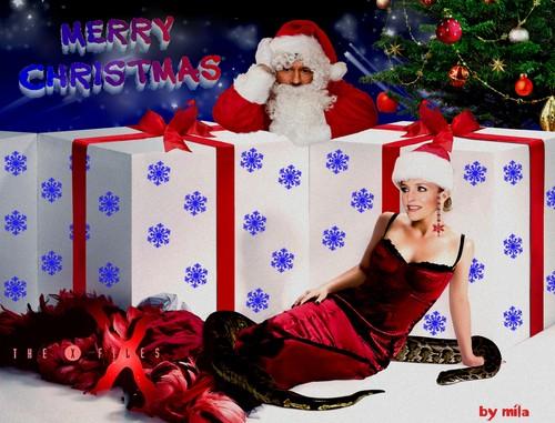 X-files クリスマス