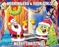 Xmas Pic2 - spongebob-squarepants fan art
