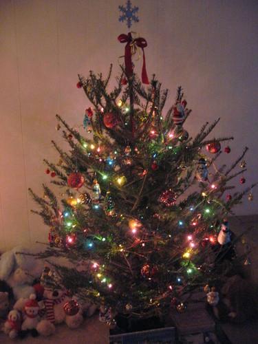 Xmas पेड़
