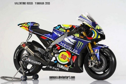 Valentino Rossi images Yamaha HD wallpaper and background photos (33139054)