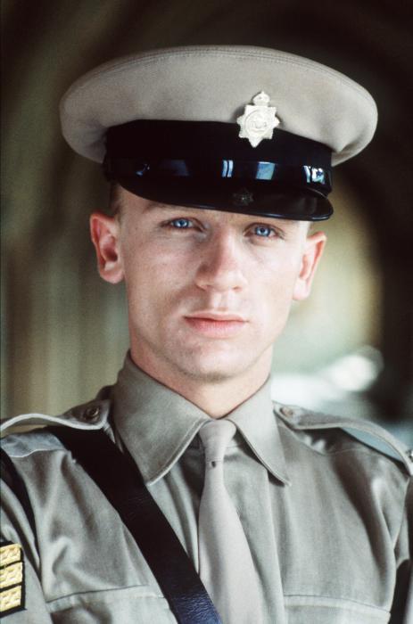 Young Daniel Craig