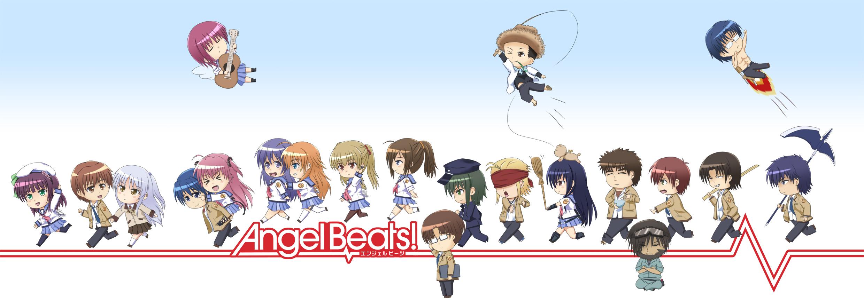 angel beats chibi - photo #30
