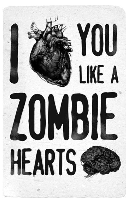 Zombie amor