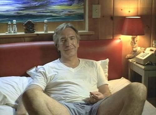 Alan Rickman wolpeyper containing a family room, a living room, and a drawing room titled alan