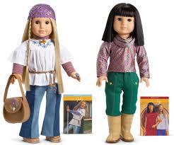 american girl poupées