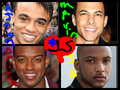aston marvin oritse and jb - jls fan art