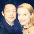 at Adele's private concert - dianna-agron photo