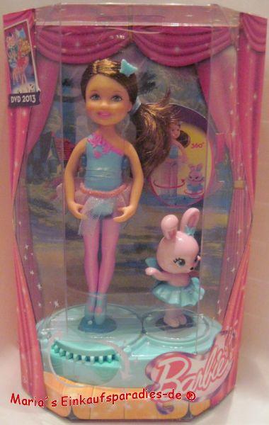 barbie nos sapatos cor de rosa - barbie-movies Foto