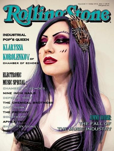 chamber of echoes klaryssa korolenkov rolling stone magazine