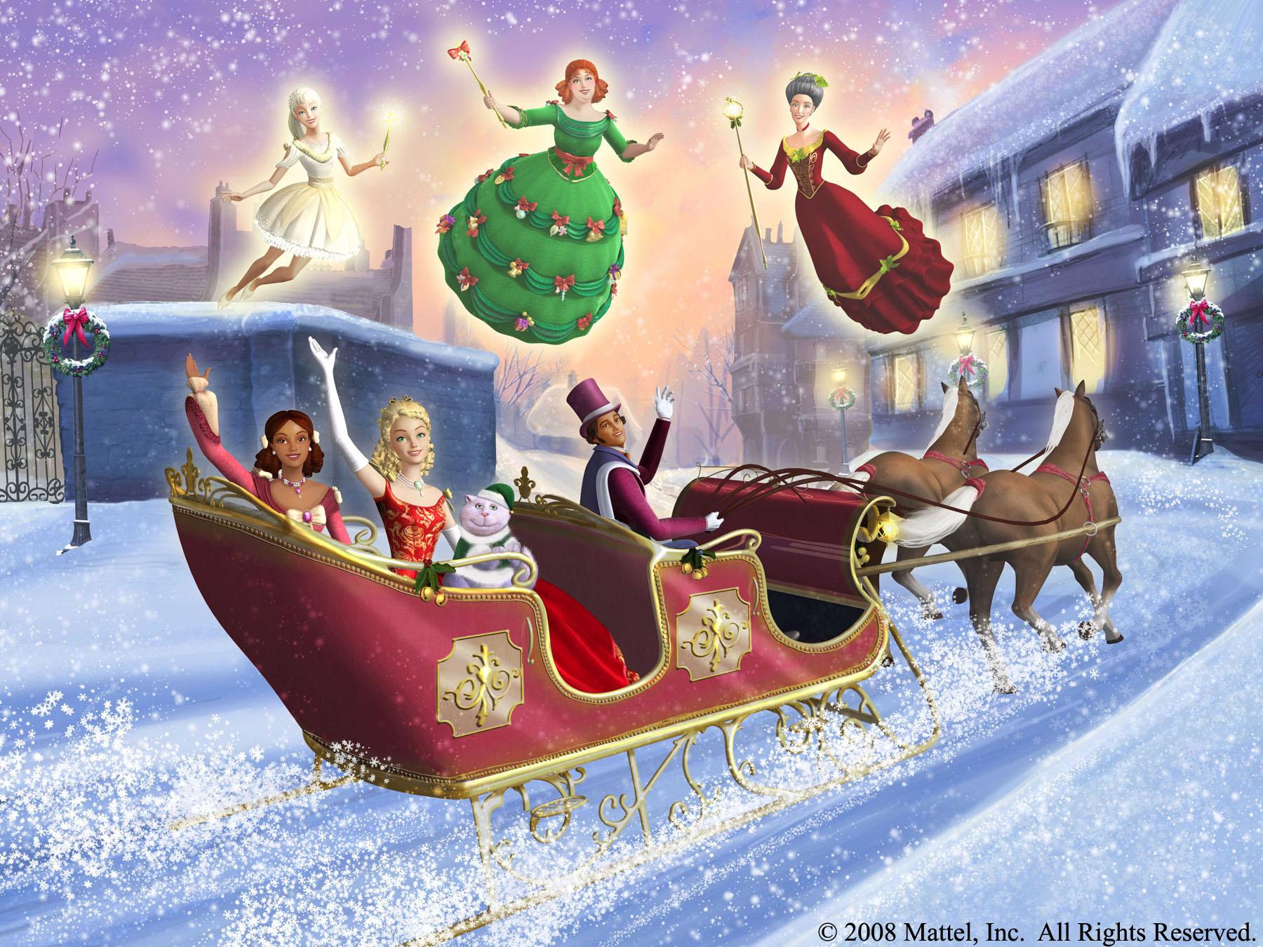 Мультики новый год рождество смотреть