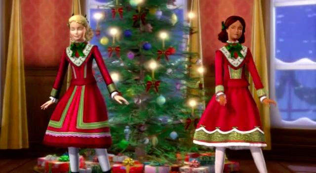 christmas carol - Barbie Movies Photo (33104868) - Fanpop