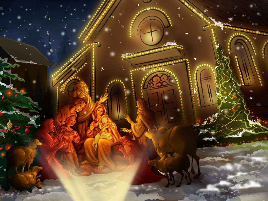 Jesus images christmas HD wallpaper and background photos (33123840)