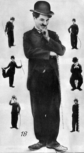 Charlie Chaplin wallpaper possibly containing regimentals and a bandsman entitled ddd