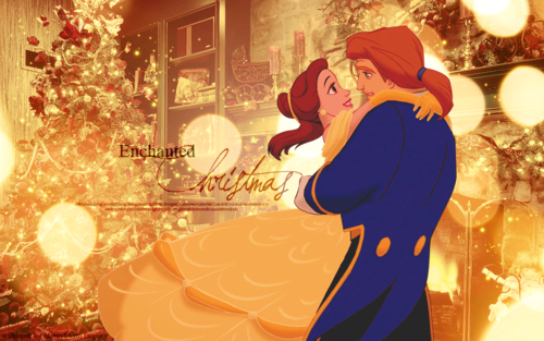 Beauty and the Beast wallpaper titled disney