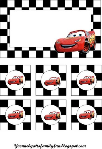 Disney Pixar Cars achtergrond called disney cars banner