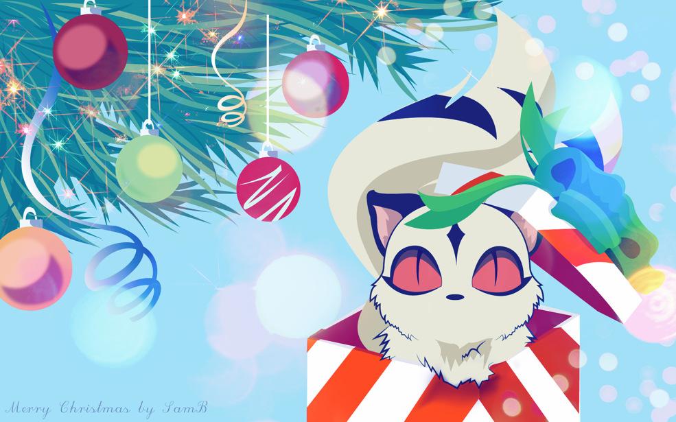 Inuyasha Images Everyone Wants A Kilala For Christmas Hd Wallpaper