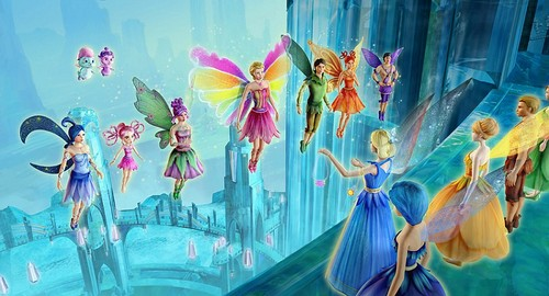 fairytopia series