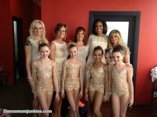 Dance Moms wallpaper possibly with a portrait and skin entitled fda
