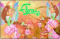 flora wallpaper - winx-club-flora photo