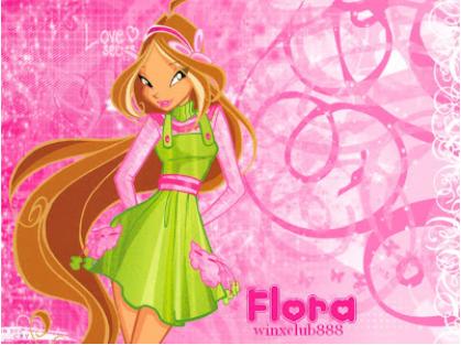 flora দেওয়ালপত্র