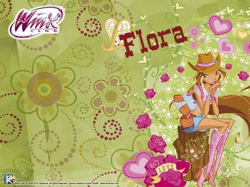 flora hình nền