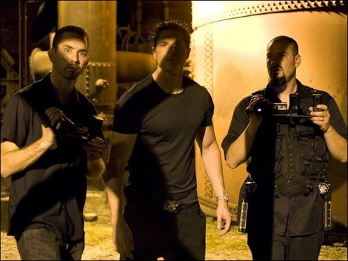 Ghost Adventures wallpaper possibly containing a green beret, battle dress, and a business suit entitled ghost adventures