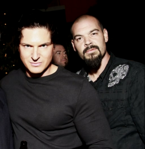 Ghost Adventures wallpaper possibly containing a jersey titled ghost adventures