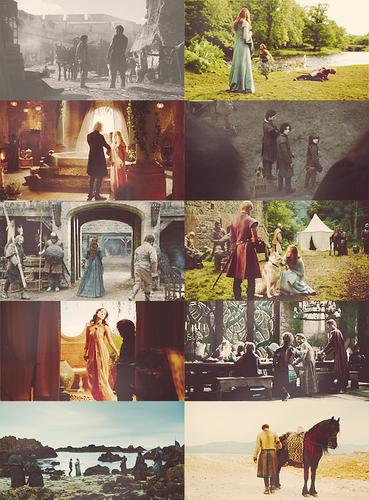 Game Of Thrones - Full Body Shot(s)