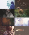 Game of Thrones + Faceless (strong women) - game-of-thrones fan art