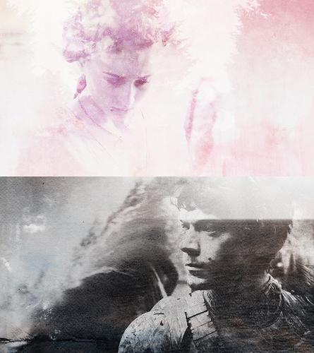 Theon Greyjoy & Sansa Stark