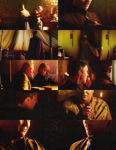 Petyr Baelish & Varys