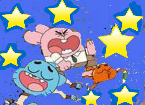 gumball,darwin,richard in 宇宙 update