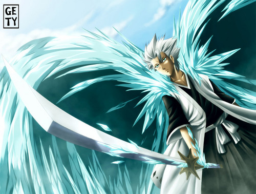 Bleach Anime Wallpaper Called Hitsugaya