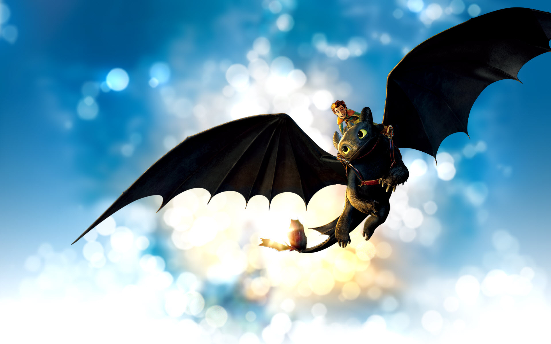 small dragons in how to train your dragon