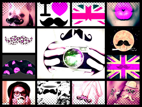 i Liebe moustaches
