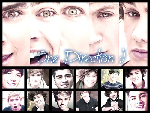 i Cinta one direction!!!