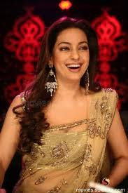 in saree - juhi-chawla Photo