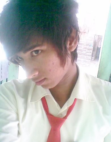 indian Эмо boy