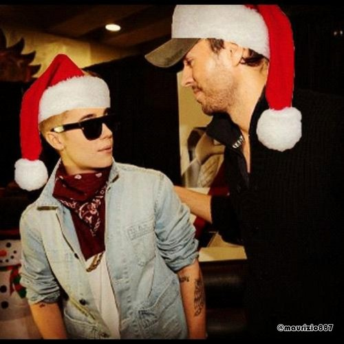 justin bieber, merry christmas, 2012