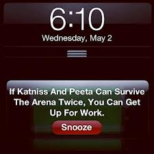 katniss and peeta alarm