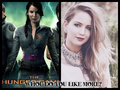 katniss or jeni - the-hunger-games-movie fan art