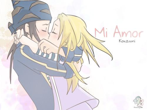 kozumi i amor