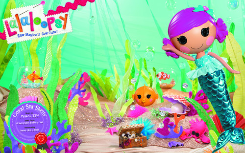 Lalaloopsy wallpaper called lala