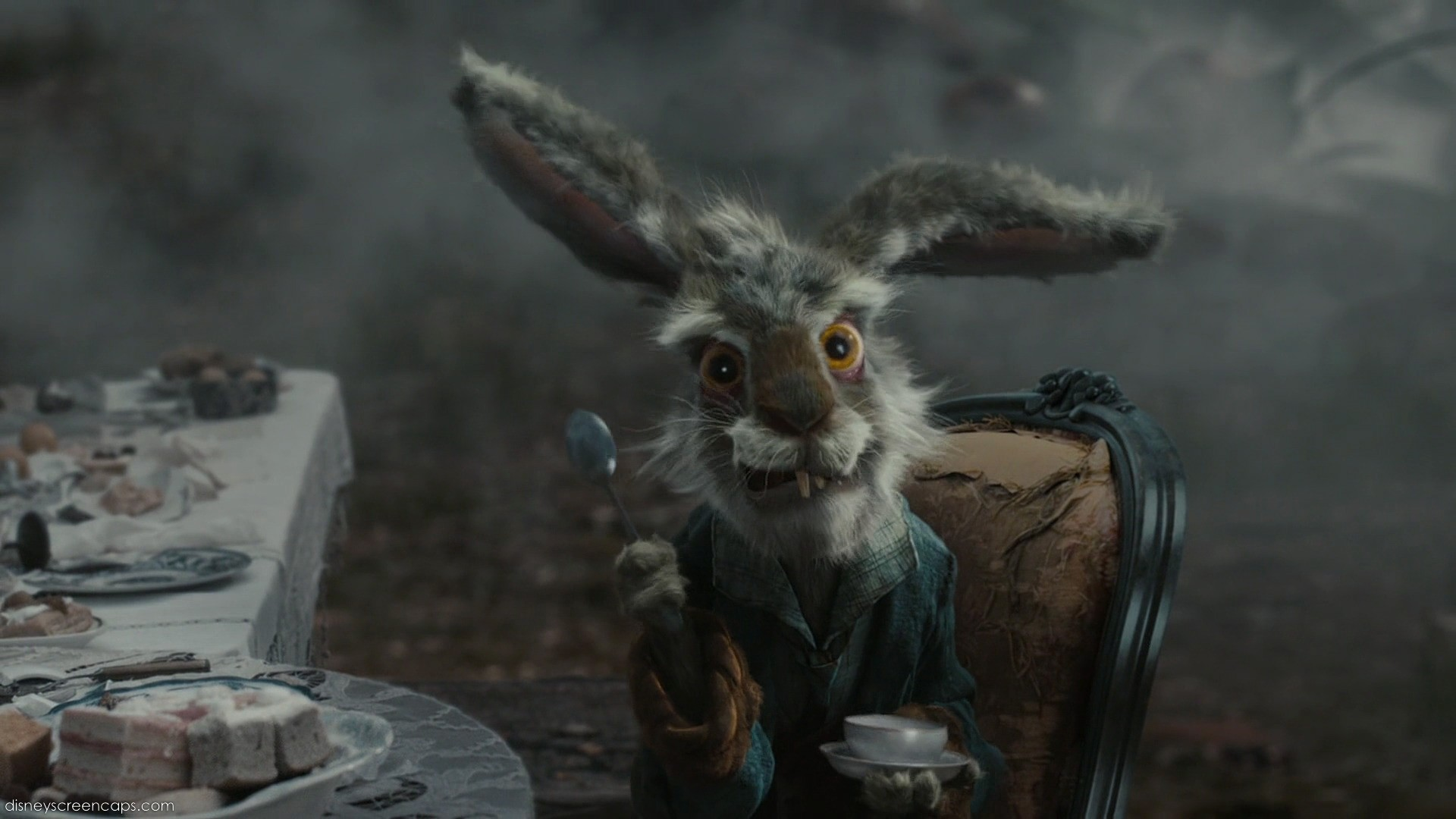 mad march hare - March Hare Photo (33179597) - Fanpop