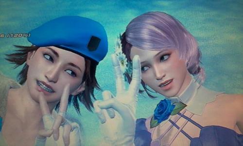 miharu and alisa