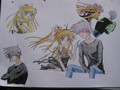 my drawing ;) - anime-drawing photo
