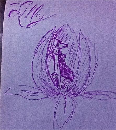 my lilly art