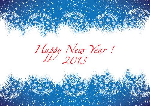 new বছর