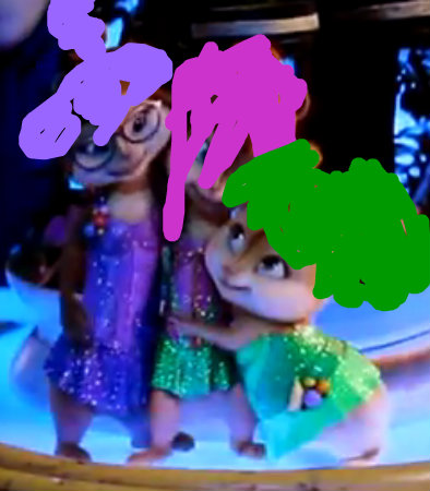 newchipettes hair