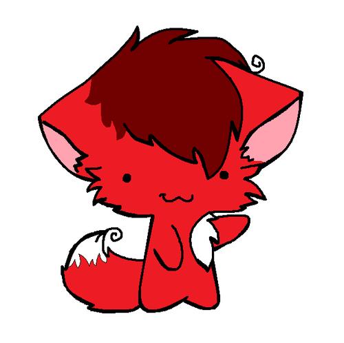 ninago Kai Chibi kitty